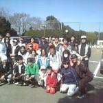 第6回チーム戦交流戦3月22日(祝)参加者30名