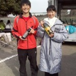 第28回ミックス 優勝:近藤・秋山