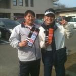 第34回男子ダブルス 優勝:矢野・小林