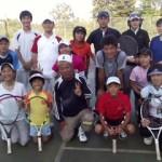 沖縄ヒーローコーチ テニス教室