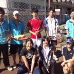 チーム戦3位:テニコミジュニア