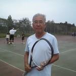 全日本テニス選手権優勝! 日本ランキング1位 水田理事